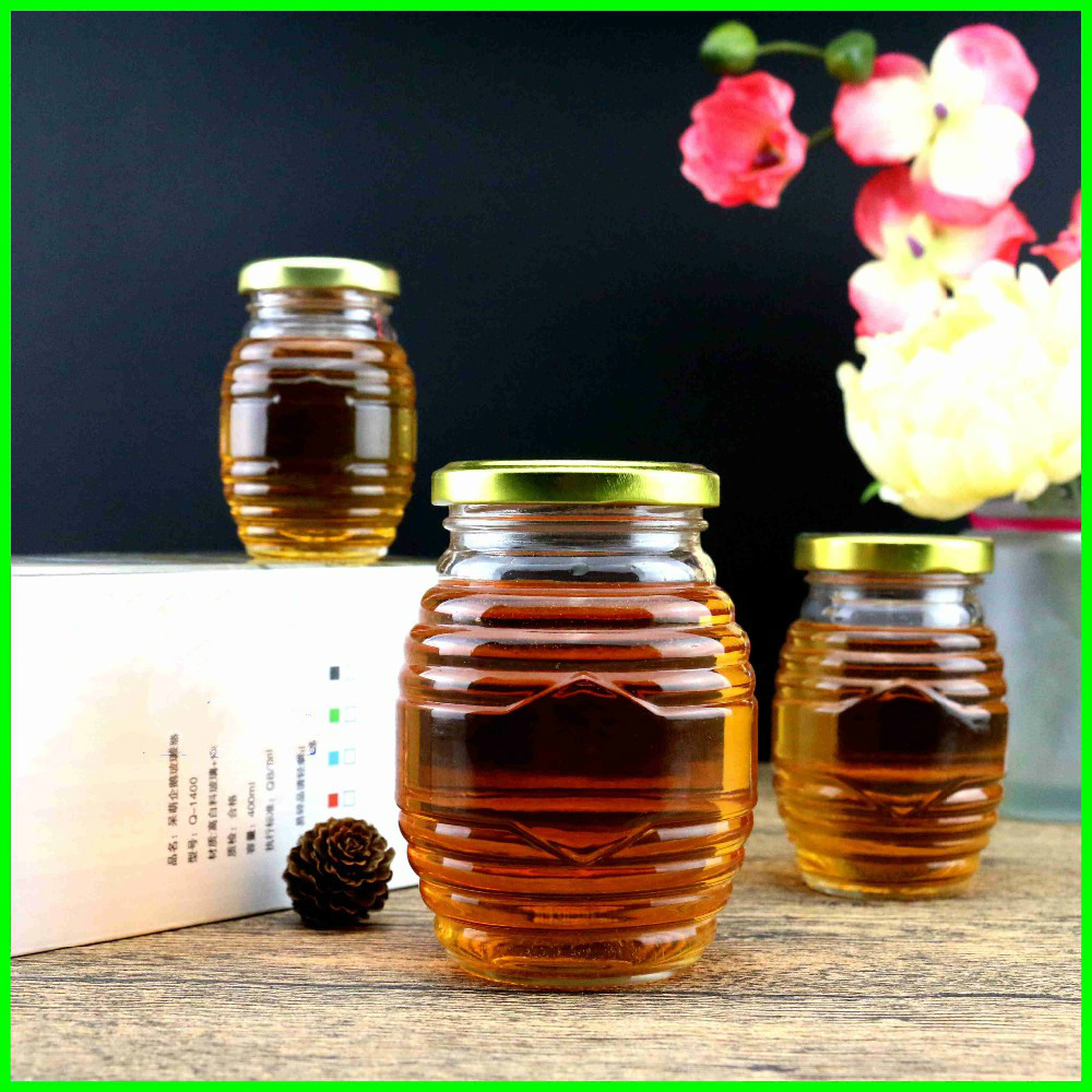 wholesale-jam-glass-jar-preserves-and-jelly-jar-round-clear-glass-honey-jar